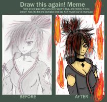 Draw it Again Meme by Cielos-girl