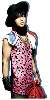 YeSung (Mr Simple) (PNG) by capsvini