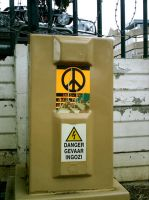 Cans for peace by CompletelyAverage