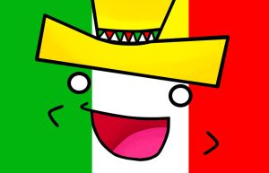 Mexican Smiley Face by YuiRainbowStar