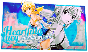 Signature - Lucy Heartfilia by TifaxLockhart