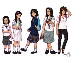 i'm a school girl by incredibru