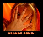 Orange Crush by Confused4