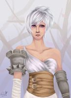 Riven, The Exile by charlesmarlow