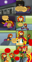 Mlp Eg Wake Up With A Monster Part 4 by Deidrax