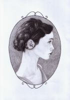 Cameo Girl by mmuch