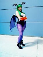 Morrigan Cosplay 3 by Edaine