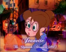 Jeanette by OliviaWhitley12