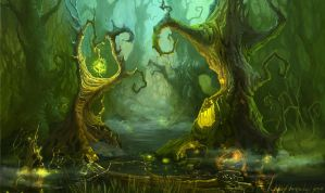 swamp_2 by TW221