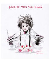 Nice to meet you, Eddie by amoykid