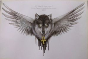 -another tattoo design for myself- by oomizuao