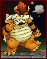 Collab: Bowser by LucifelNox