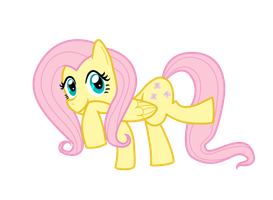 MLP: Just Fluttershy by 290Pika