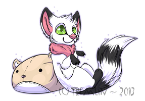 Co020 by Tremlin