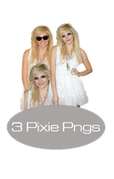Pixie Png Pack by TerriusCandy