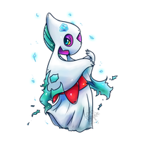 Ghost Princess by Frog-of-Rock