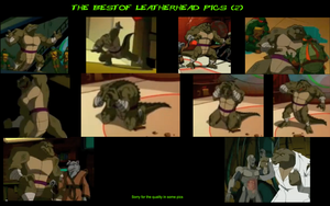 the best of leatherhead 2 by Dralam