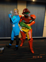 SamuS AranS 11 by NiennaSurion