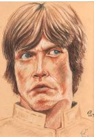 Luke Skywalker by philippeL