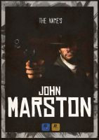 The Name's John Marston by LabsOfAwesome