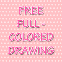 FREE Full Colored Drawing!! by Shadow-PupX3
