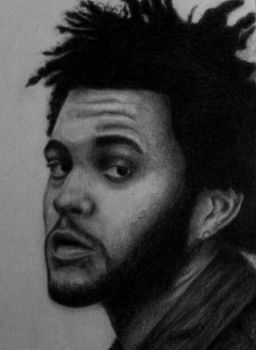 The Weeknd by C-irca