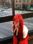 Grell Sutcliff - Always Beautiful by Rave-And-Thorns