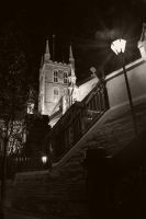 Church in London by clintintin