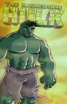 Hulk Feels Fuzzy!!! by moobyj