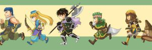 YS7- Altago Team by nori942