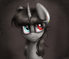 Grisaille by Agussska