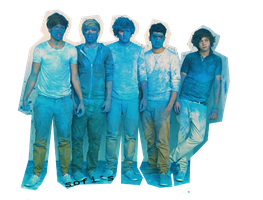 One Direction PNG by irupsofi
