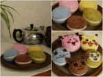 Pokemon Macarons by flyingduster