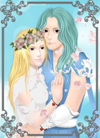 FEA-Destiny And Virion's Wedding Photo by Rose3212