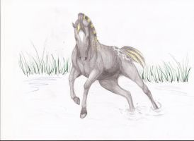 Breed slot picture for Wonderless by VicariousStables