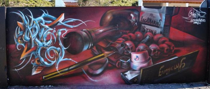 The perfect combination by Odeith