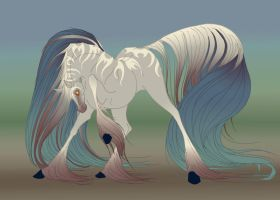 Mare: Ayrintili, Tribal Queen by DemiWolfe-Stables