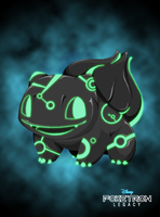 Poketron Legacy - Bulbatron by KikiiMcI