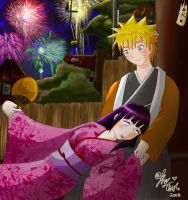 Happy New year naruto kun by UcHiHa-sHiRuKa