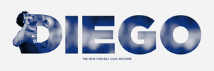 DIEGO COSTA CHELSEA ANIMAL GOAL MACHINE by danielebetter