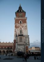 Town Hall Tower 01 by kuschelirmel-stock
