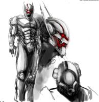 more Ultron sketch by Chanrom
