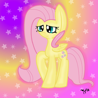 Fluttershy by MusicStar1