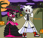 Netherworld Halloween 1 by Firewarrior117