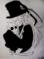 The crazy mortician by AmaiShi93