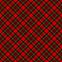Seamless Plaid 0021 by AvanteGardeArt