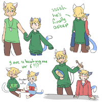 SketchPage: Ian would be a great dad by Thoughtful-Stargazer