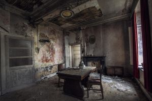 Chateau le Lievre - Diner Room by Bestarns