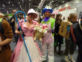 MCM Expo London October 2014 44 by thebluemaiden