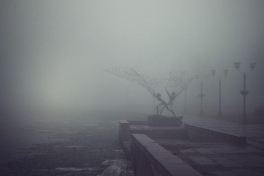 Fog Catchers by Eredel